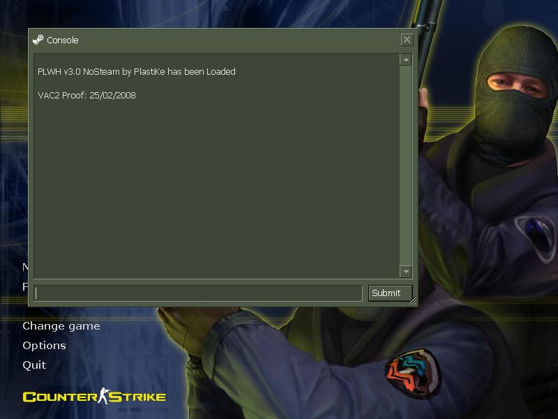 Как сделать контра страйк сервер